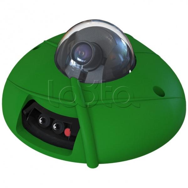 ActiveCam MyAC-D4121IR1 «Лист», IP-камера видеонаблюдения купольная ActiveCam MyAC-D4121IR1 «Лист»