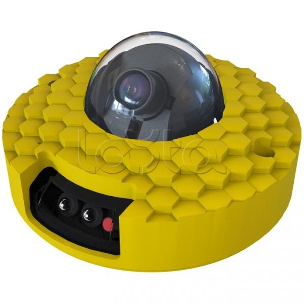 ActiveCam MyAC-D4121IR1 «Соты», IP-камера видеонаблюдения купольная ActiveCam MyAC-D4121IR1 «Соты»