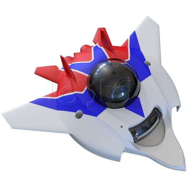 ActiveCam MyAC-D4121IR1 «Стрижи», IP-камера видеонаблюдения купольная ActiveCam MyAC-D4121IR1 «Стрижи»