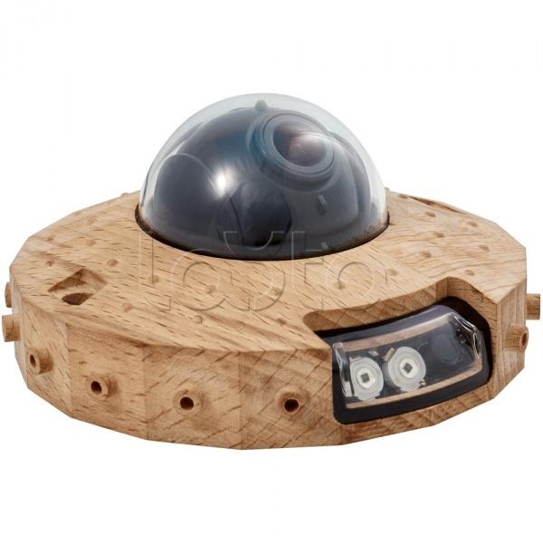ActiveCam MyAC-D4121IR1 «Танк да Винчи», IP-камера видеонаблюдения купольная ActiveCam MyAC-D4121IR1 «Танк да Винчи»