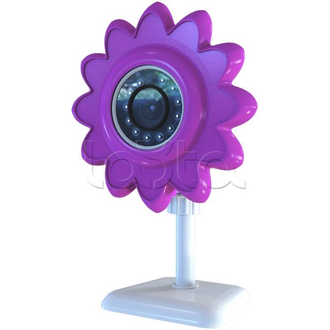 ActiveCam MyAC-D8031IR2 «Цветок», IP камера видеонаблюдения купольная ActiveCam MyAC-D8031IR2 «Цветок»
