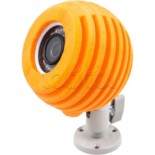 ActiveCam MyAC-D8121IR2 «Апельсин», IP-камера видеонаблюдения купольная ActiveCam MyAC-D8121IR2 «Апельсин»