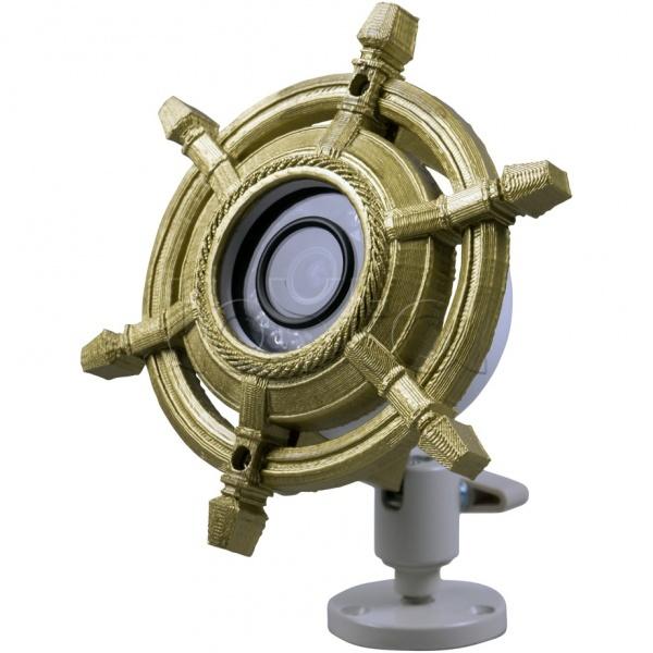 ActiveCam MyAC-D8121IR2 «Штурвал», IP-камера видеонаблюдения купольная ActiveCam MyAC-D8121IR2 «Штурвал»