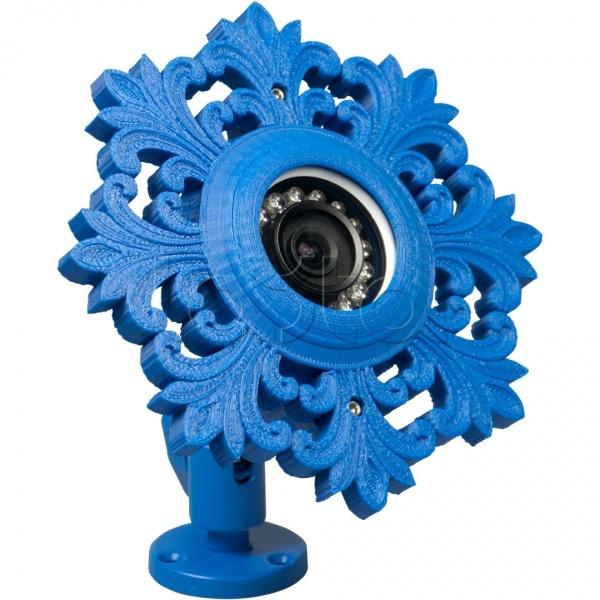 ActiveCam MyAC-D8121IR2 «Снежинка», IP-камера видеонаблюдения купольная ActiveCam MyAC-D8121IR2 «Снежинка»