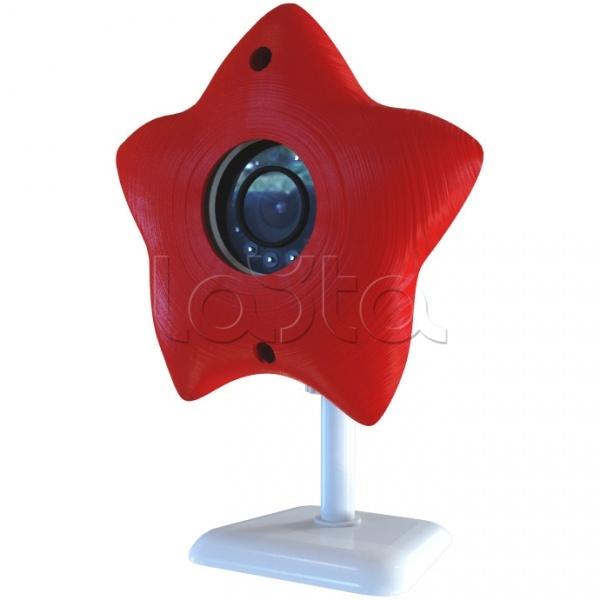 ActiveCam MyAC-D8121IR2 «Звезда», IP-камера видеонаблюдения купольная ActiveCam MyAC-D8121IR2 «Звезда»