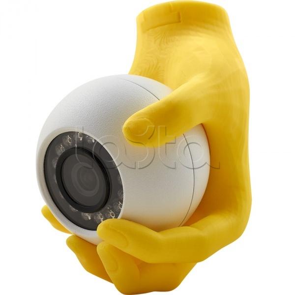 ActiveCam MyAC-D8141IR3 «Рука», IP-камера видеонаблюдения купольная ActiveCam MyAC-D8141IR3 «Рука»