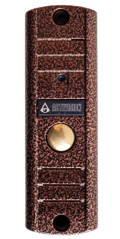 Activision AVC-109P Медь (Panasonic), Вызывная аудиопанель Activision AVC-109P Медь (Panasonic)