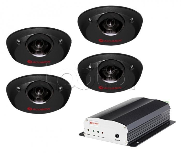 Acumen Ai-LISA-2, Комплект видеонаблюдения Acumen Ai-LISA-2