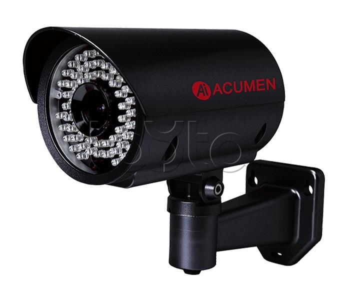 Acumen AiP-L53N-66Y2B, IP-камера видеонаблюдения уличная в стандартном исполнении Acumen AiP-L53N-66Y2B