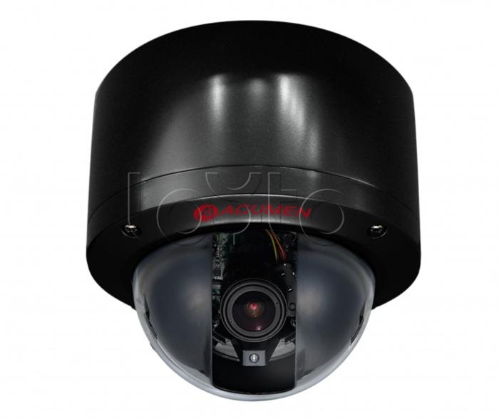 Acumen AiP-P24V-05Y2B, IP-камера видеонаблюдения уличная купольная Acumen AiP-P24V-05Y2B