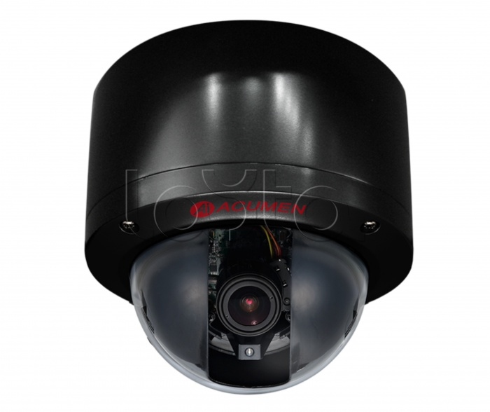 Acumen AiP-P53N-05Y2B, IP-камера видеонаблюдения уличная купольная Acumen AiP-P53N-05Y2B