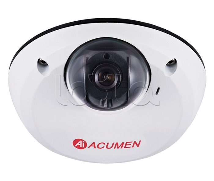 Acumen AiP-R53S-05Y1W, IP-камера видеонаблюдения купольная Acumen AiP-R53S-05Y1W