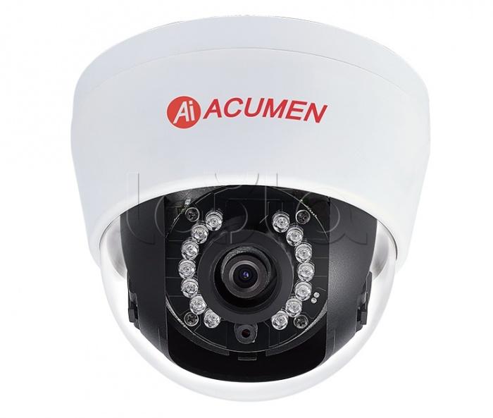 Acumen AiP-U53E-35N0W, IP-камера видеонаблюдения купольная Acumen AiP-U53E-35N0W