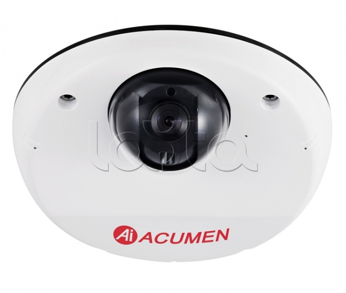 Acumen AiP-V24S-05Y1W, IP-камера видеонаблюдения уличная купольная Acumen AiP-V24S-05Y1W