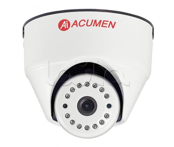 Acumen AiP-W53S-25Y2W, IP-камера видеонаблюдения купольная Acumen AiP-W53S-25Y2W