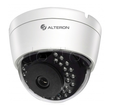 Alteron KID67-IR, IP-камера видеонаблюдения купольная Alteron KID67-IR