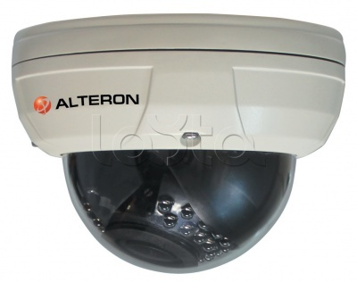 Alteron KIV03 Juno, IP-камера видеонаблюдения купольная Alteron KIV03 Juno