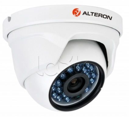 Alteron KIV31-IR, IP-камера видеонаблюдения купольная Alteron KIV31-IR