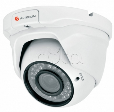 Alteron KIV40-IR, IP-камера видеонаблюдения купольная Alteron KIV40-IR