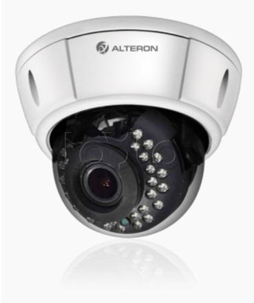 Alteron KIV77-IR, IP-камера видеонаблюдения уличная купольная Alteron KIV77-IR