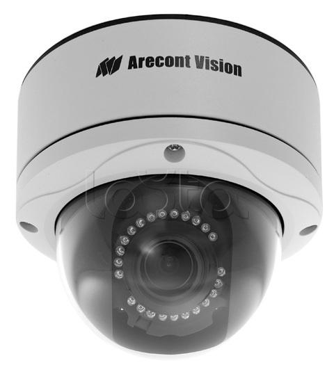 Arecont Vision AV10255AMIR-H, IP-камера видеонаблюдения купольная Arecont Vision AV10255AMIR-H
