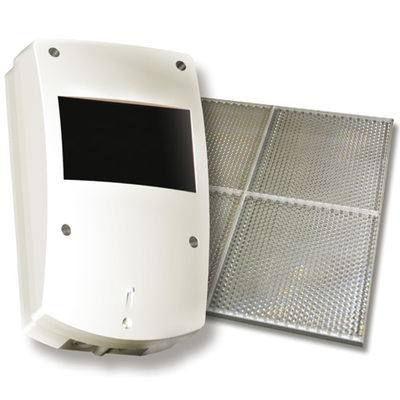 Извещатель пожарный дымовой оптико-электронный радиоканальный линейный Аргус-Спектр Амур-Р (ИП 21210-4)