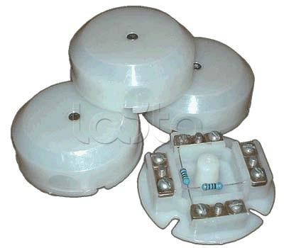 Арсенал Безопасности УК-2П, Коробка коммутационная для 4х2 проводов Арсенал Безопасности УК-2П