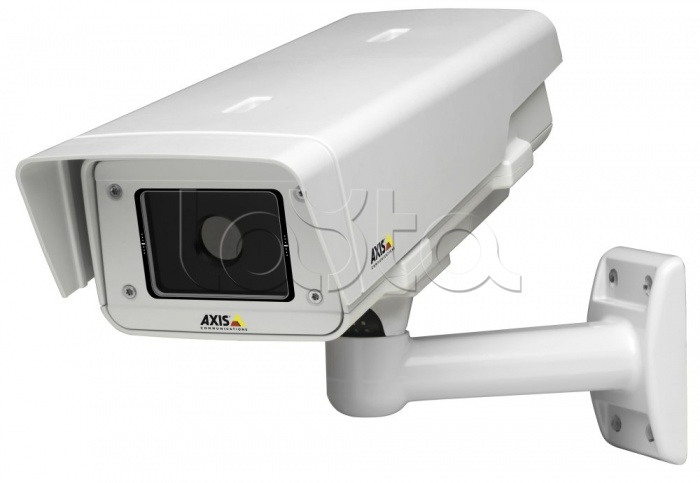 AXIS 0480-001, IP-камера видеонаблюдения уличная в стандартном исполнении AXIS Q1922-E 60MM 8,3 fps (0480-001)