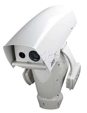 AXIS 0494-001, IP-камера видеонаблюдения уличная тепловизионная AXIS Q8722-E 60MM 8,3 fps (0494-001)