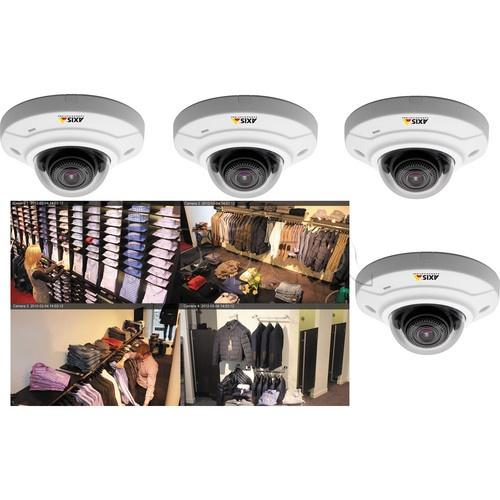 AXIS (0516-041), Комплект видеонаблюдения AXIS (0516-041)
