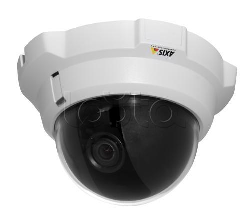 AXIS 216FD 0240-002, IP-камера видеонаблюдения PTZ купольная AXIS 216FD (0240-002)