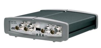 IP-видеосервер 4-канальный AXIS 240Q (0232-002)