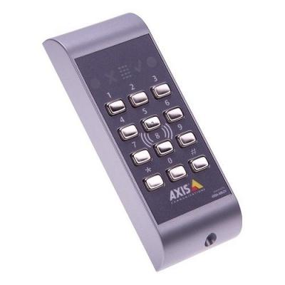 Считыватель бесконтактный с клавиатурой и подсвечиваемыми символами AXIS A4011-E READER EUR (0745-002)