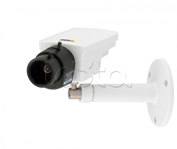 AXIS M1104 (2,8 мм) bulk 10pcs 0339-021, IP-камера видеонаблюдения миниатюрная AXIS M1104 (2.8 мм) BULK 10PCS (0339-021) (упаковка из 10шт)