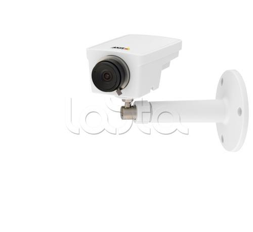 AXIS M1104 (6 мм) 0367-001, IP-камера видеонаблюдения миниатюрная AXIS M1104 6.0 мм (0367-001)