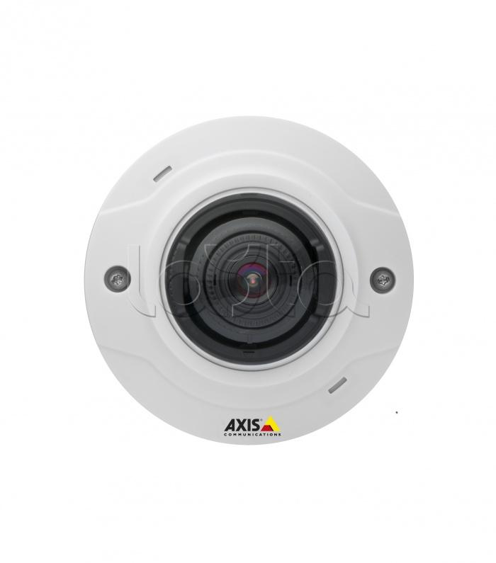 AXIS M3004-V 0516-001, IP-камера видеонаблюдения купольная AXIS M3004-V (0516-001)