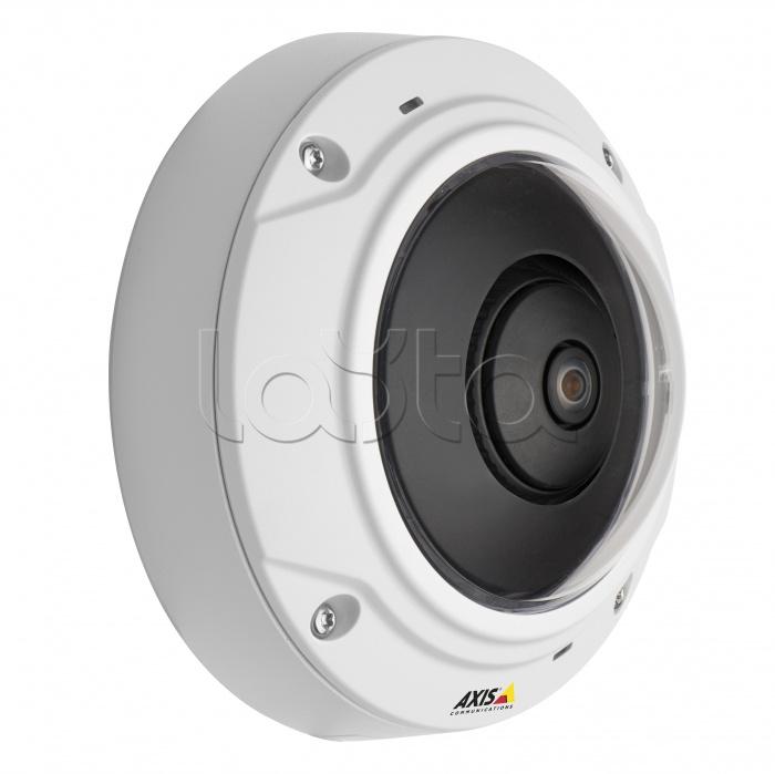 AXIS M3007-PV 0515-001, IP-камера видеонаблюдения купольная AXIS M3007-PV (0515-001)