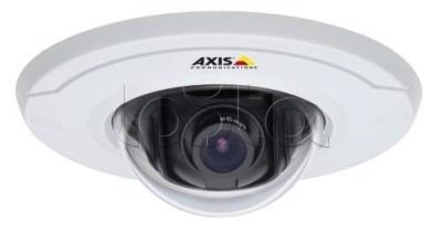 AXIS M3014 0285-001, IP-камера видеонаблюдения купольная AXIS M3014 (0285-001) (без блока питания)