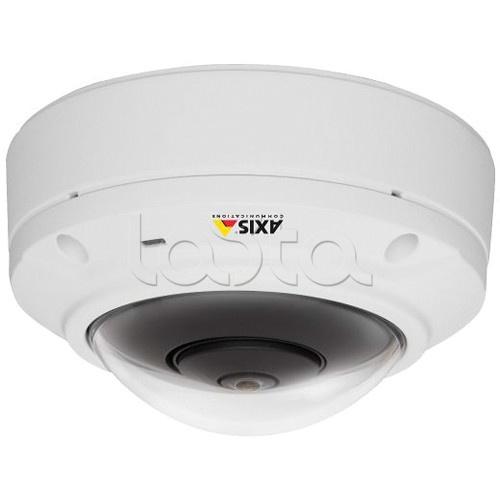 AXIS M3027-PVE (0556-001), IP-камера видеонаблюдения купольная AXIS M3027-PVE (0556-001)