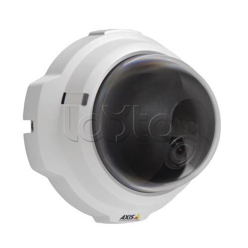 AXIS M3204-V bulk 10pcs 0346-021 , IP-камера видеонаблюдения купольная антивандальная AXIS M3204-V BULK 10PCS (0346-021) (упаковка из 10шт)