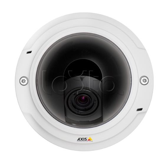 AXIS P3354 (12 мм) 0467-001, IP-камера видеонаблюдения купольная AXIS P3354 12 мм (0467-001)