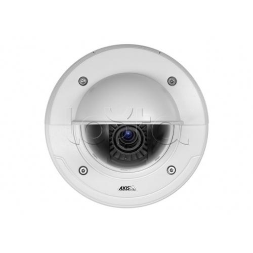 AXIS P3363-VE (12 мм) 0483-001, IP-камера видеонаблюдения купольная AXIS P3363-VE 12 мм (0483-001)