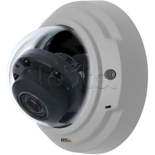 AXIS P3364-LV 12мм (0486-001), IP-камера видеонаблюдения купольная AXIS P3364-LV 12мм (0486-001)
