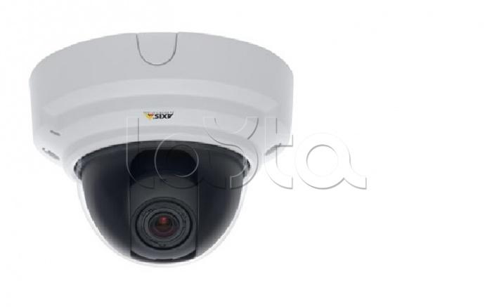 AXIS P3364-V (12 мм) 0481-001, IP-камера видеонаблюдения купольная антивандальная AXIS P3364-V 6 мм (0481-001)
