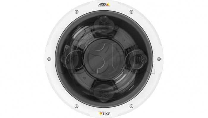 AXIS P3707-PE (0815-001), IP-камера видеонаблюдения уличная купольная AXIS P3707-PE (0815-001)