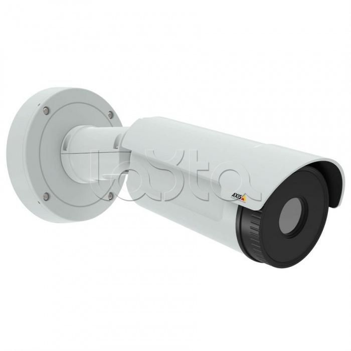 AXIS Q2901-E 19MM 8.3 FPS (0647-001), IP-камера видеонаблюдения уличная тепловизионная AXIS Q2901-E 19мм 8.3 FPS (0647-001)