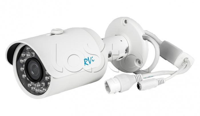 RVi-IPC42S (3,6 мм), IP-камера видеонаблюдения уличная в стандартном исполнении RVi-IPC42S (3.6 мм)