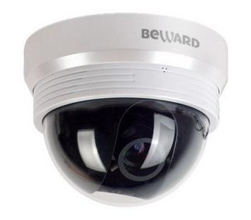 IP-камера видеонаблюдения купольная Beward B1072D