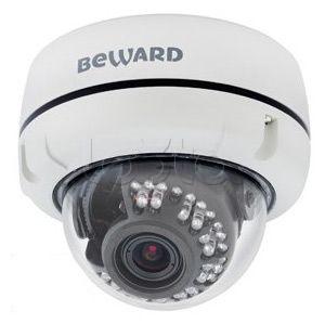 Beward B1710DV, IP-камера видеонаблюдения уличная купольная Beward B1710DV