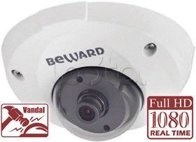 Beward B2710DM (2,8 мм), IP-камера видеонаблюдения уличная купольная Beward B2710DM (2,8 мм)